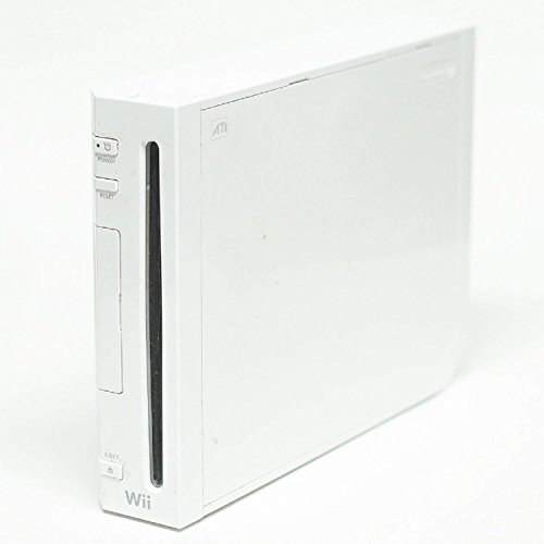 Sacral Shape (Replacement White Nintendo Wii Console - No Cables Or Accessories )