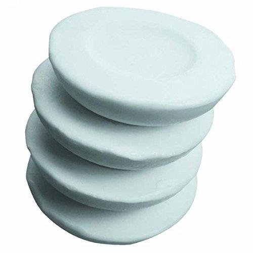 Pashana Dome Shaving Soap 4 Pieces - PSHD