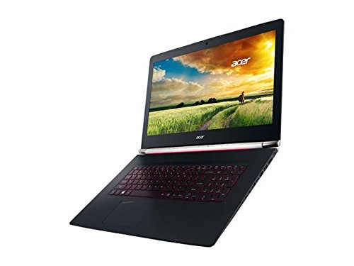 Acer 17.3-Inch Gaming Laptop (Intel Quad Core i7, 16GB DDR4 RAM, 1TB HDD, 4GB GTX 960M Graphics, FHD IPS Display, Blu-Ray, Windows 10), Black