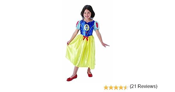 Disney Princesas Disfraz infantil Blancanieves, M (Rubies Spain ...