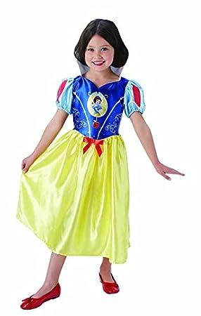 Disney Princesas Disfraz infantil Blancanieves, S (Rubies Spain 620642-S)