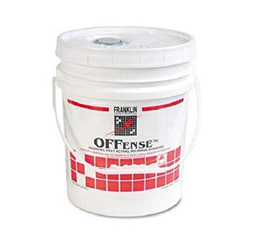 An Item of Franklin OFFense Low-Odor/Foam Stripper - 5 gal. - Pack of 1 - Bulk Disc