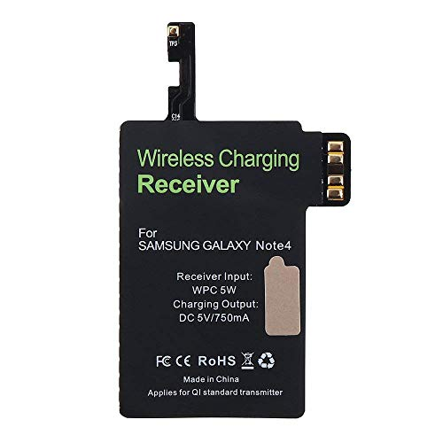 DiGiYes 5V 750mA Universal Qi Wireless Charger Charging Receiver Module for Samsung Galaxy Note 4