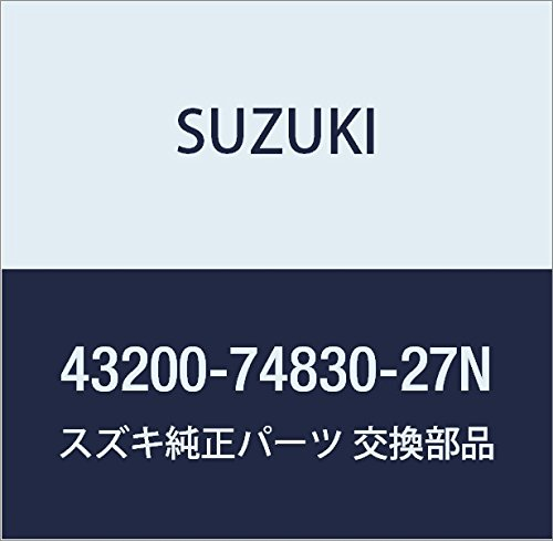 SUZUKI (スズキ) 純正部品 ホイールセット アルミ 14X4 1/2J(グレー) ワゴンR/ワイドプラスソリオ 品番43200-74830-27N B01M08KSVS