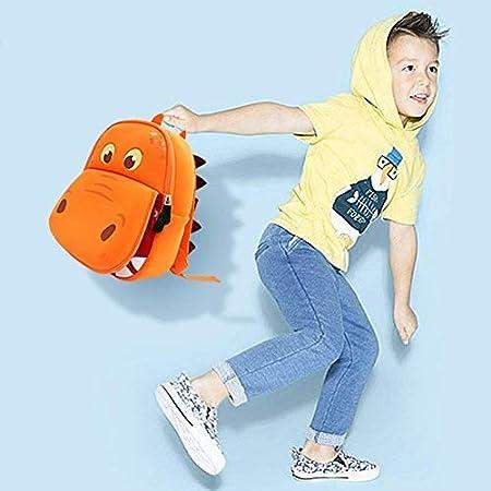 toys bag boys and Girls WAYABA toddler and kids Dinosaur Backpack Waterproof 3D for PreSchool and Kindergarten