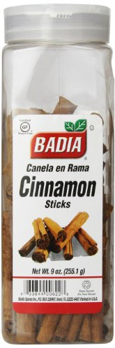 (Badia Cinnamon Sticks, 9-Ounce  (Pack of 6) )