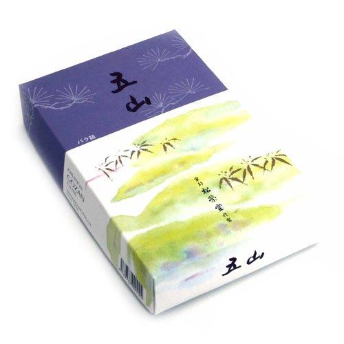 Shoyeido's Five Hills Incense, 450 sticks - Gozan
