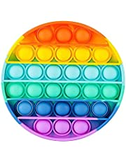 Brinquedo Redondo Pop It Fidget Toy Anti Stress Sensorial Aumenta Criatividade [FIT IT]