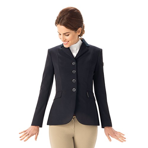 Starter Show Coat (Tredstep Solo Showtime Special Coat 4 Navy)