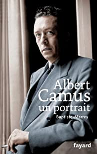 Albert Camus, un portrait par  Baptiste-Marrey