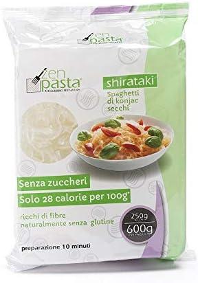 Zenpasta Espaguetis de Konjac Deshidratados