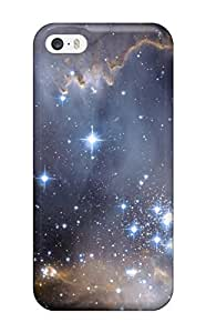 High Quality Shock Absorbing Case For Iphone 5/5s-nebula
