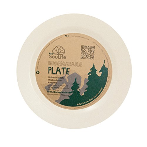 Eco Sou Life (Eco-so life) side plate Sand 23766