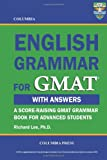Columbia English Grammar for Gmat, Richard Lee, 1927647045