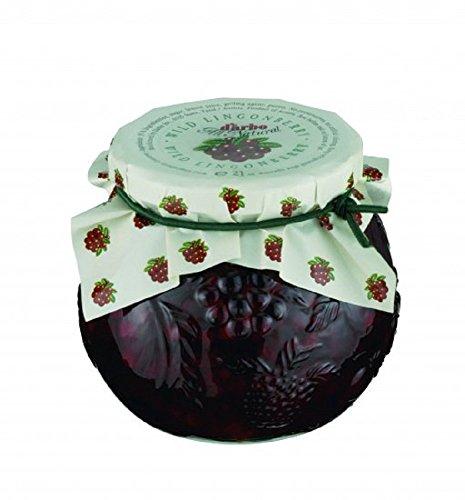 (D'arbo Lingonberry Sauce in Fancy Jar, 21 Ounce)