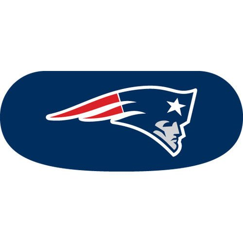 Party Animal New England Patriots Team Decorating Strips (Eye Under Football)