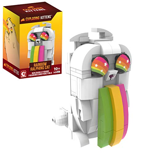 Which are the best exploding kittens plush rainbow available