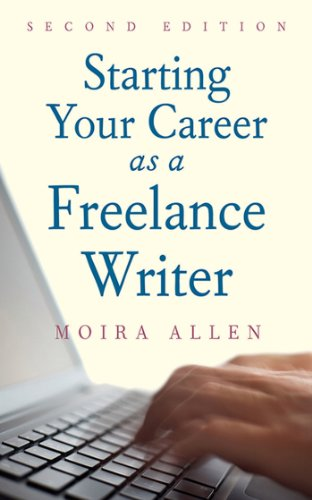 Starting Your Career as a Freelance Writer cover
