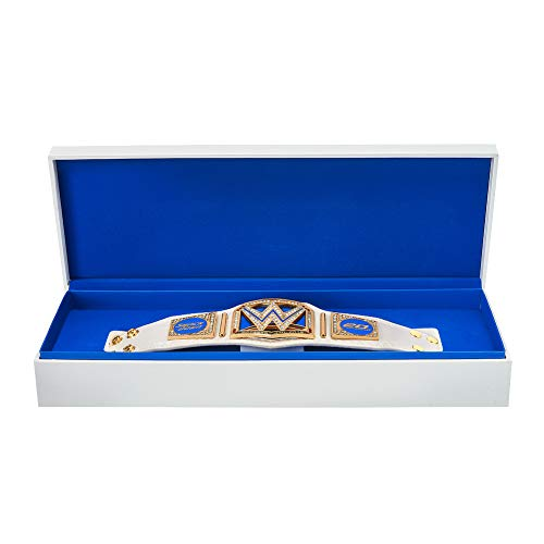 WWE Authentic Wear Smackdown 20th Anniversary Championship Mini Replica Title Belt Multi from WWE Authentic Wear
