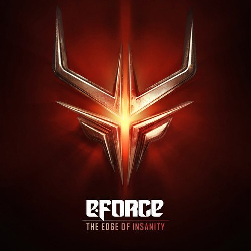 E - Force - The Edge Of Insanity - (SCCD015) - CD - FLAC - 2017 - SPL Download