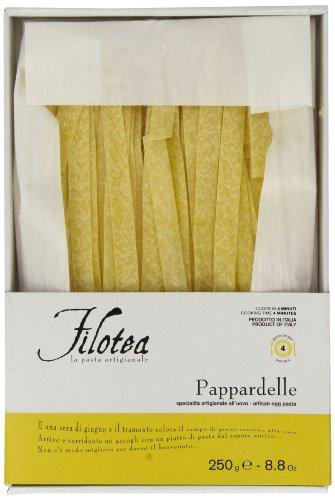 Filotea Egg Pasta, Pappardelle, 8.8 Ounce
