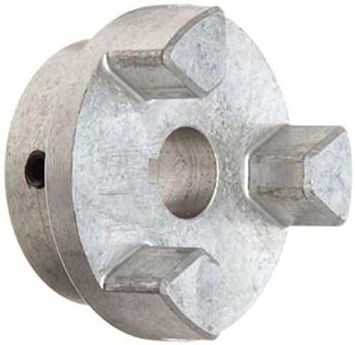 2.49 OD 1.69 Length through Bore 11//16 Bore 2.49 OD 3//16 x 3//32 Keyway 1.69 Length through Bore LOV   FX 1SM HUB RGD 11//16 11//16 Bore 3//16 x 3//32 Keyway Lovejoy 69790437340 HERCUFLEX FX SERIES 37340 FX 1SM Steel Rigid Hub