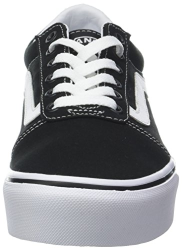 Vans Canvas Sneakers Femme Basses Ward Platform BBqZF