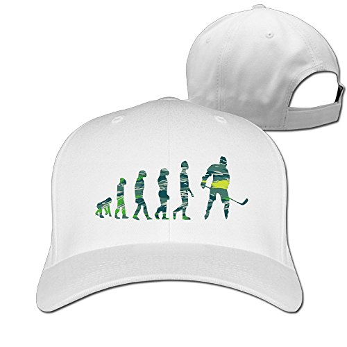 Upr Cap Human Evolution Camo Funny Youth Comfortable Bright Baseball Peaked (Youth Mid Profile Camo Cap)