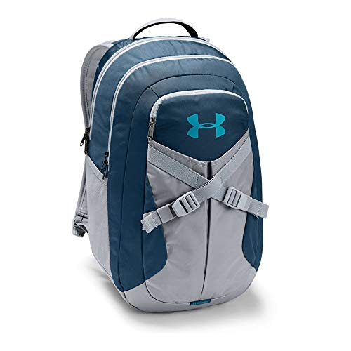 Under Armour Recruit Backpack 2.0, Techno Teal (489)/Deceit, One Size Fits ()