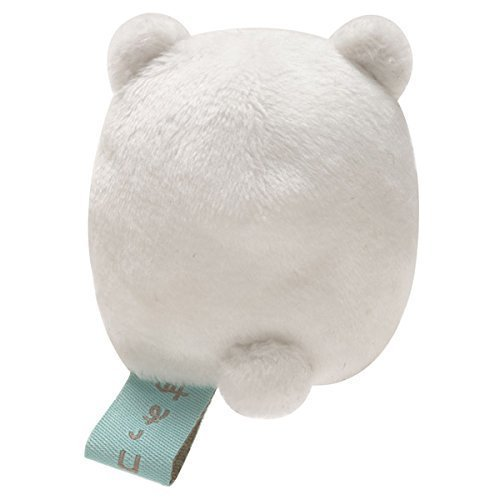 San-x Sumikko Gurashi Plush 2 Polar Bear with Furoshiki