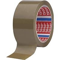 tesa verpakkingstape tesapack 4089, PP, zelfklevend, 50 mm x 66 m, bruin (6 stuks)