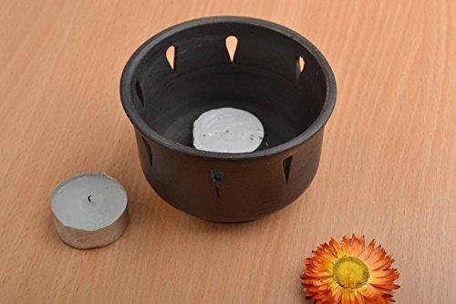 Ceramic Candle Holder Teapot Warmer