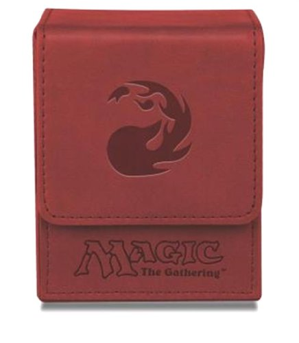 mtg deck box with sleeves - 4