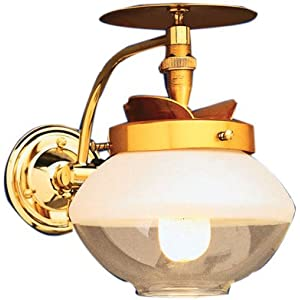 Gas Wall Lights