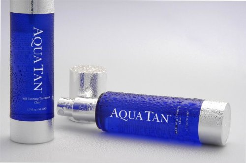 AQUA TAN SELF TANNING SPRAY