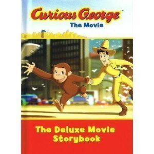 Download Curious George the Movie: The Deluxe Movie Storybook by H.A. Rey published by HMCo (2007) [Hardcover] pdf