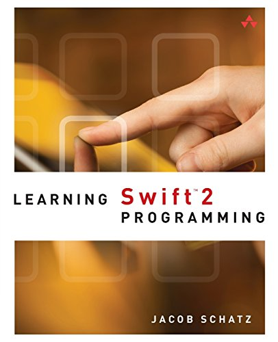 Learning Swift 2 Programming (2nd Edition) by Addison-Wesley Professional