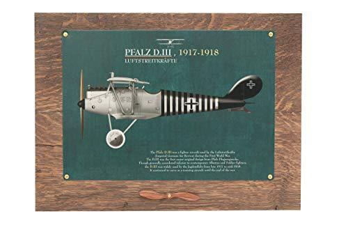 Gleboos Aircraft Vintage airplane metal sign 10