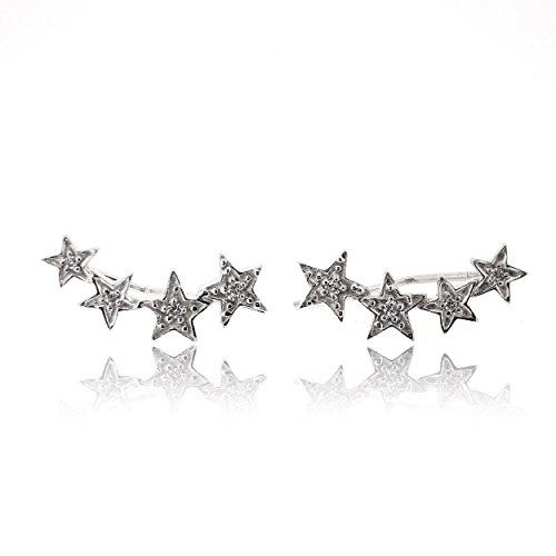 Sovats Four Star Earring...
