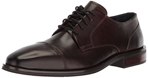 Cole Haan Men's Dawes Grand Cap Toe Oxford, Java, 10 Medium US by Cole Haan (Image #1)