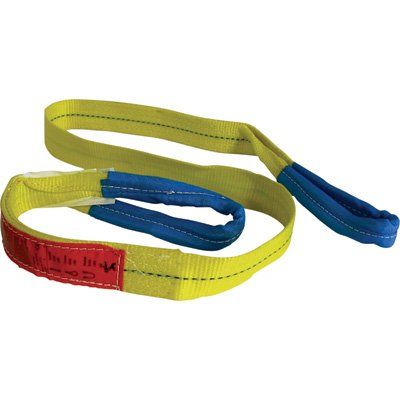 Portable Winch Polyester Sling - 6ft.L, Model# PCA-1260