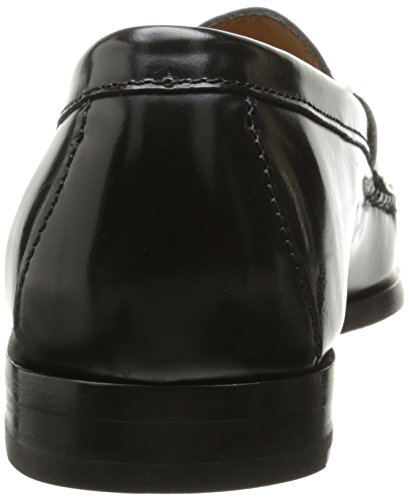 Cole Haan Mens Nypa Stora Tofs Slip-on Loafer Svart