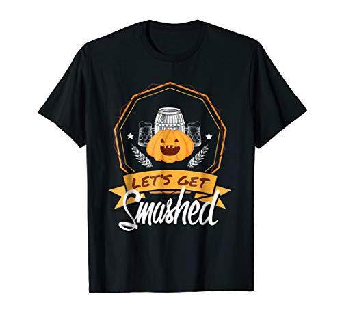 Lets Get Smashed Autumn Ale Pumpkin Beer Festival -