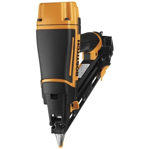 BOSTITCH Finish Nailer Kit, 15GA, DA Style with Smart Point BTFP72156