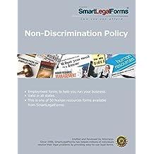 Non-Discrimination Policy [Instant Access]