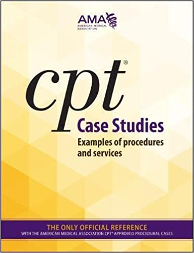 Buy CPT Case Studies: Examples of Procedures and Services