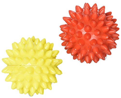 Energy Ball SHARP Pointed for Hand / Foot Acupressure Massager Set of 2 - Su Store