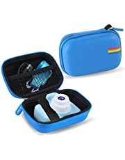 Case for OMZER/OMWay/Veroyi/RegeMoudal/Hachi's Choice/JLtech Kids Camera Gifts for 4-8 Year Old Girls. Shockproof Storage Box fits for Toys Cameras,USB Cable and microSD Card.(Case Only) (Blue)