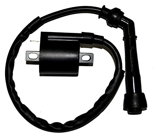 (Ignition Coil for Suzuki LTZ400 LT-Z 400 Quadsport 2003 2004 2005 2006 2007 2008)