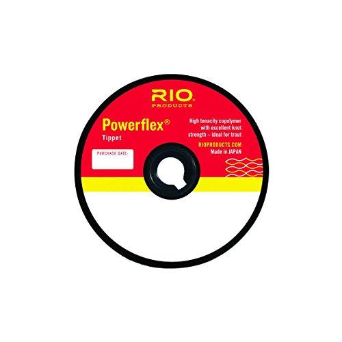 Powerflex Tippet - 3 Pack, 3x - 5x